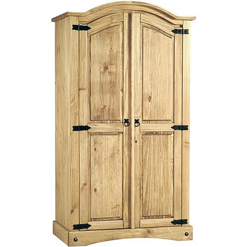 Corona 2 Door Wardrobe ( LWP) Bedroom Furniture