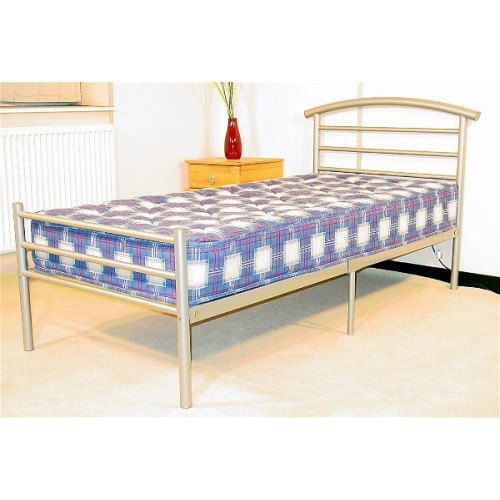 Brenington 4ft 6 Double Metal Bed Home Furniture